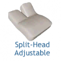 Standard Top Sheet Sets - Split Head Design
