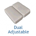 Standard Top Sheet Sets - Dual (Split) Bottom