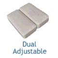 Standard Top Sheet Sets - Dual (Split) Bottom